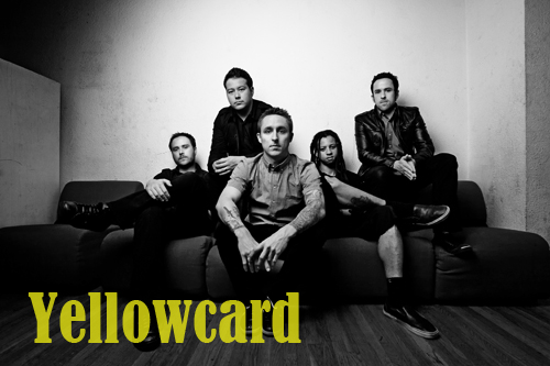 Yellowcard Band