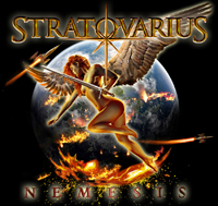 Nemesis Album Cover