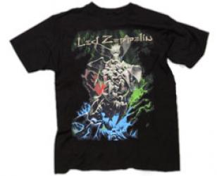 led zeppelin angel shirt - photo #22
