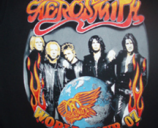 Aerosmith World Tour 2007