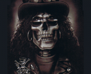 slash skull wallpaper - photo #19