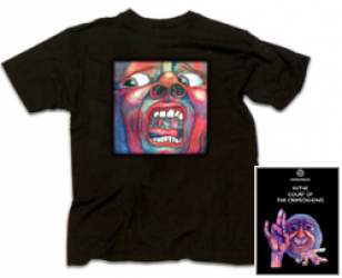 King Crimson Tour T Shirts
