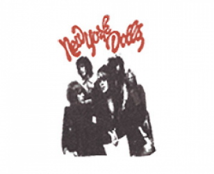 New York Dolls the band - Vintage