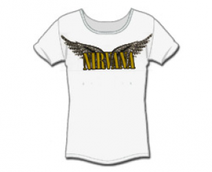 WINGS TISSUE TEE