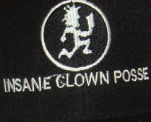 ICP Embroidered Logo Hat
